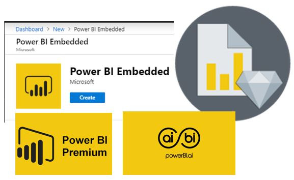 Power BI Embedded pseudo Premium