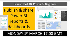 Power BI Training Online for Beginners 7/10