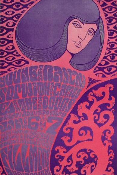 Doors, The '67 Poster