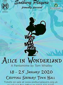 Alice In Wonderland 2020