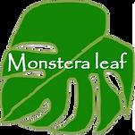 大人の天然石ジュエリーMonstera leaf<モンステラリーフ>