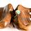 Monsteraleaf シーブルー カルセドニー シルバー リング カボション 10mm 天然石 ジュエリー