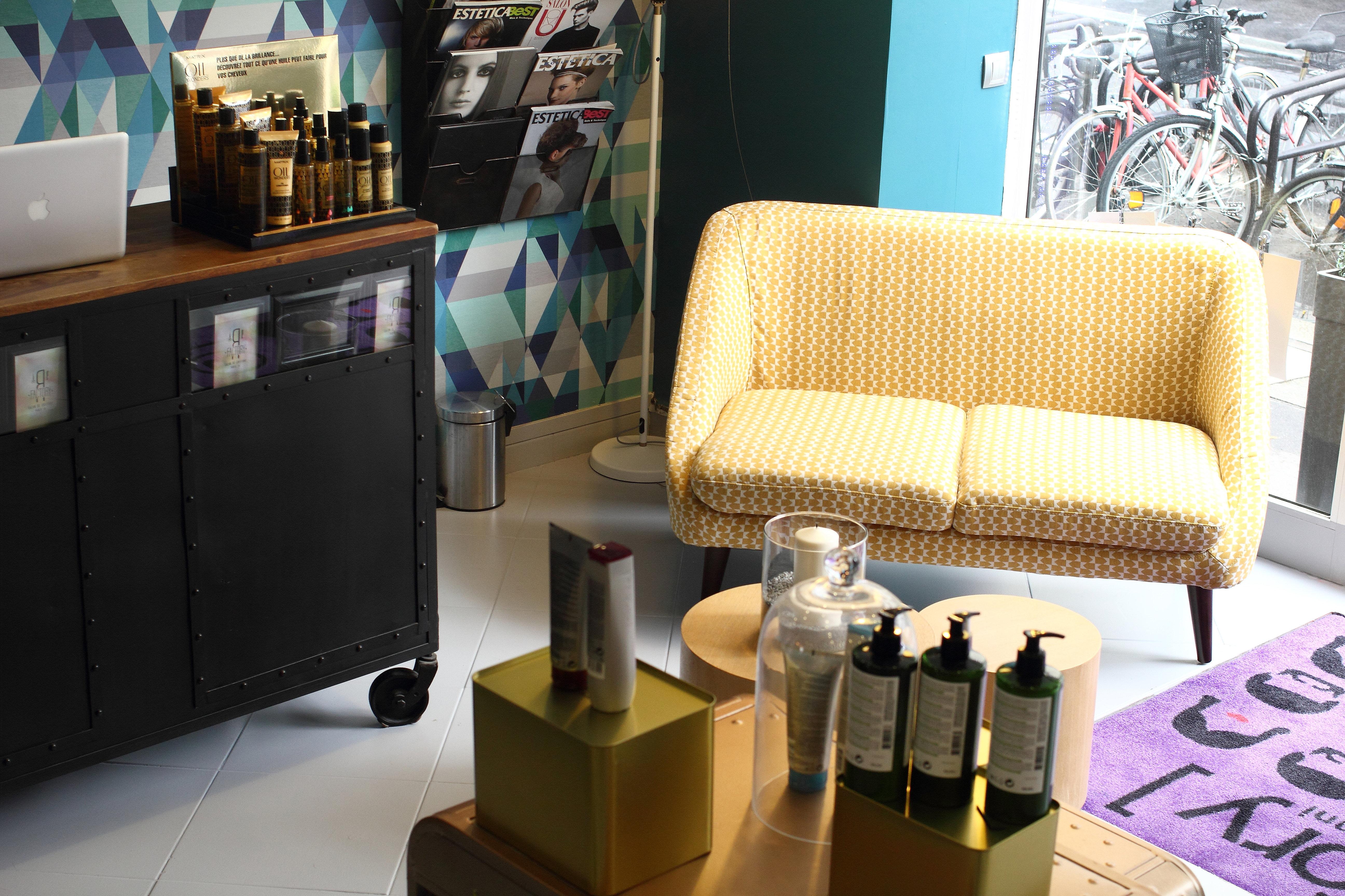 Rfactory 3 Rue Des Favorite Coiffeur Paris 15 Salon Coiffure