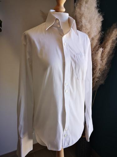 col de chemise karl lagerfeld