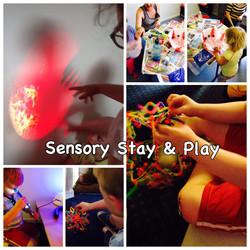Sensory stay & play