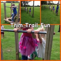 Trail fun