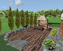 Okotoks Landscape Design