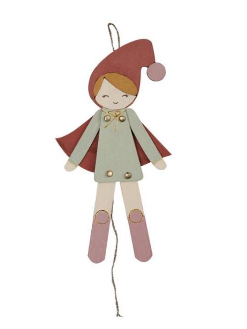 Fabelab Jumping Jack - Elf Girl