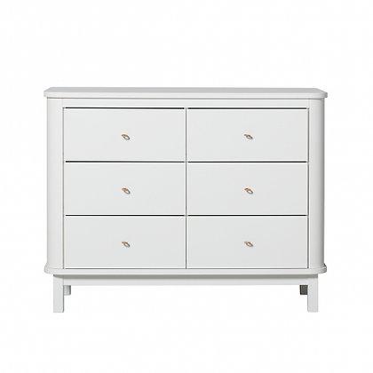 Oliver Furniture Wood Kommode weiß
