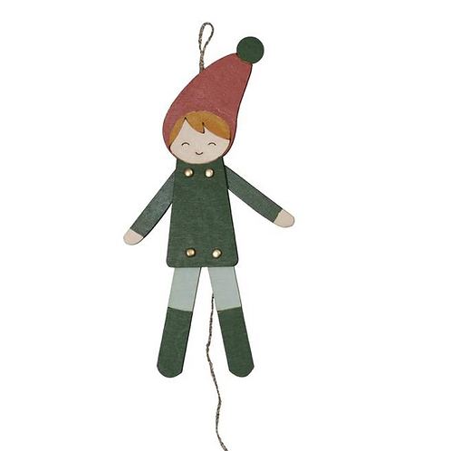 Fabelab Jumping Jack - Elf Boy