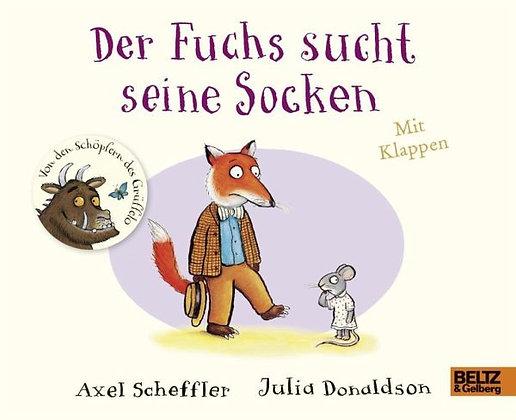Beltz - Der Fuchs sucht seinen Socken