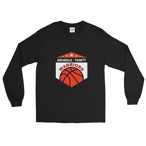 AT Warriors Men's Long Sleeve Shirt