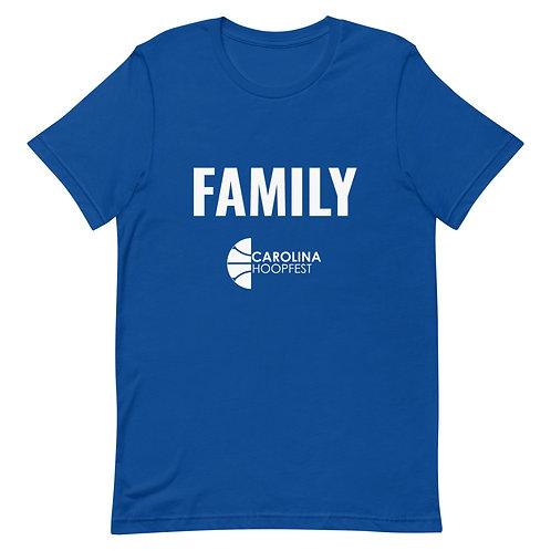 Hoopfest Family Short-Sleeve Unisex T-Shirt