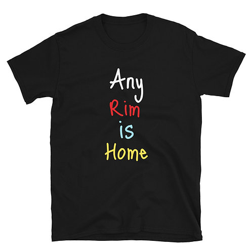 Any Rim 2 Times Short-Sleeve Unisex T-Shirt