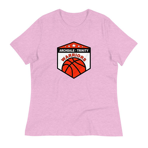 AT Warriors Women's Relaxed T-Shirt