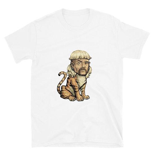 Joe Exotic Tiger Man Short-Sleeve Unisex T-Shirt