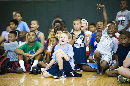 Youth Summer Basketball Camps in Cornelius NC