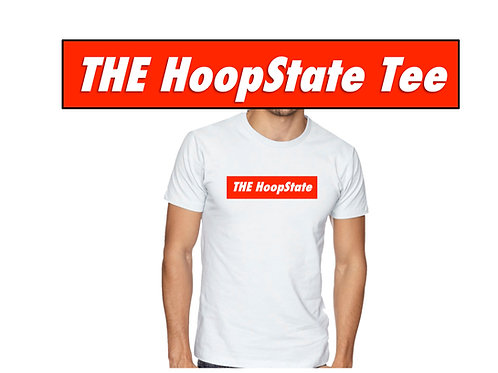"""The Hoopstate"" Tee"
