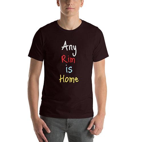 Any Rim Two-Sided Short-Sleeve Unisex T-Shirt