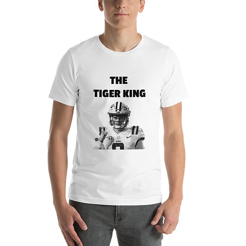 King JB Short-Sleeve Unisex T-Shirt