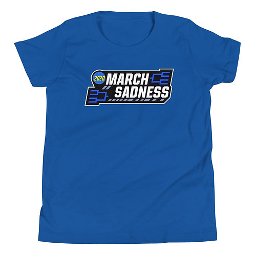 Youth March Sadness Short Sleeve T-Shirt