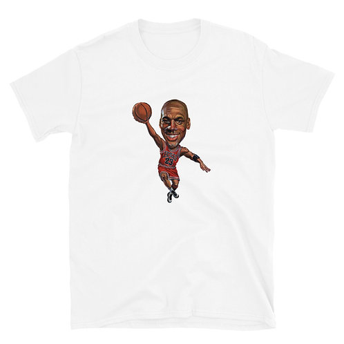 GOAT Short-Sleeve Unisex T-Shirt