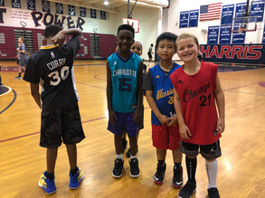 Youth Basketball in Charlotte NC | Youth Basketball Team Charlotte NC