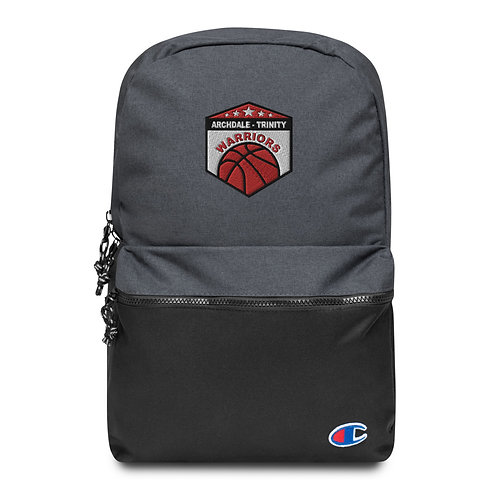 AT Warriors Embroidered Champion Backpack