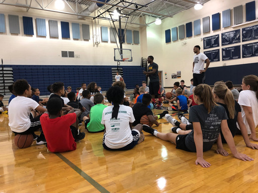 Summer Camps in Charlotte NC | Youth Basketball Camps Charlotte NC