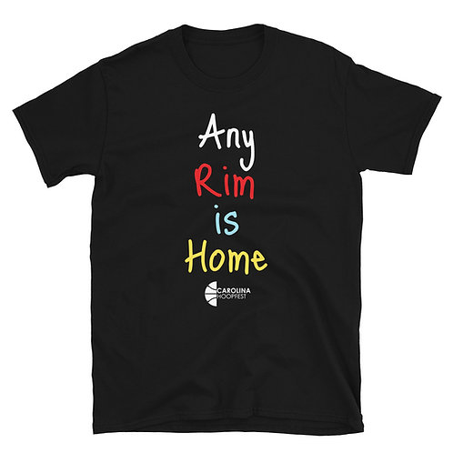 Any Rim is Home Short-Sleeve Unisex T-Shirt