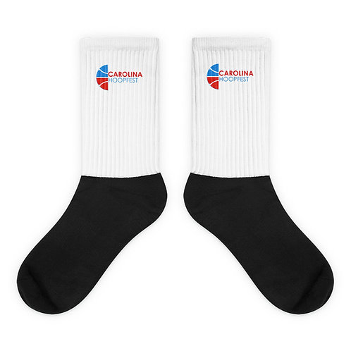 Carolina Hoopfest Socks