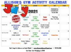 Gym July