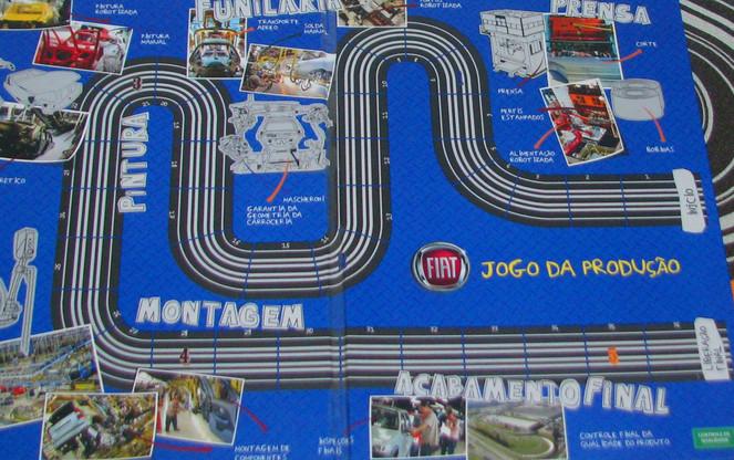 Fiat - board game