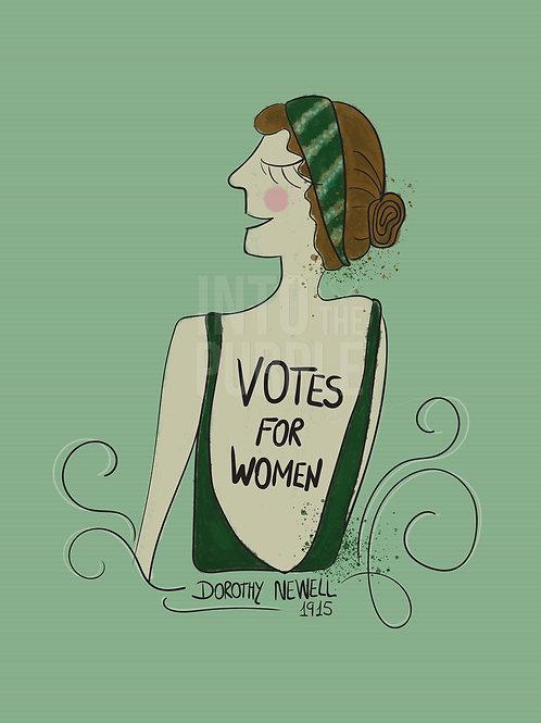 Dorothy Newell - Wall Art Print