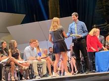 First Millburn High School Scholarship Awarded!