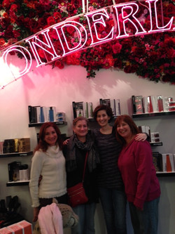 Wonderland Salon Dec. 2013