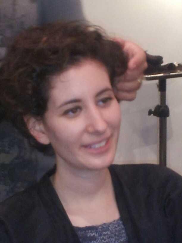 New hair cut Dec. 2013