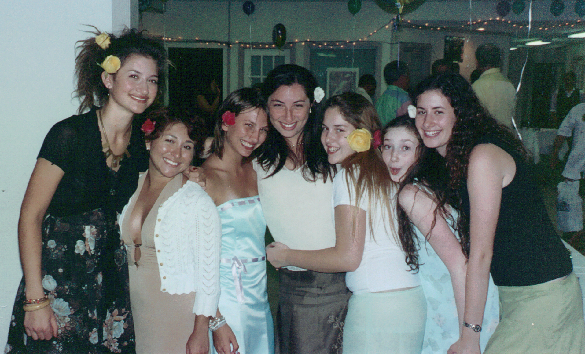 2005 Grandpa's 80 girl cousins