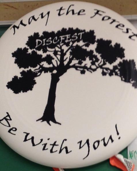 Discfest Frisbee