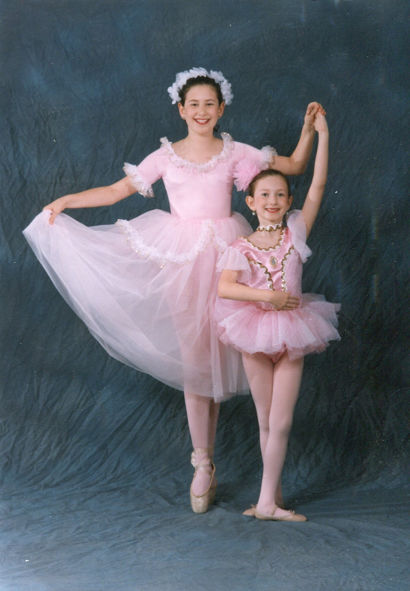 pretty in pink sisters