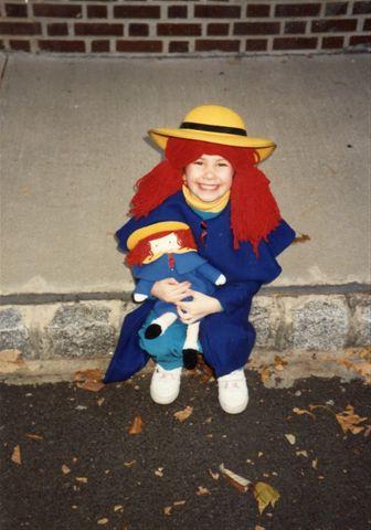 Halloween as Madeline