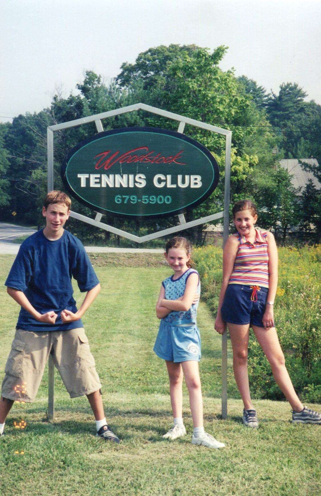 2001 summer upstate