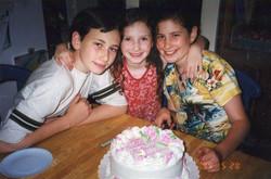 the siblings trio