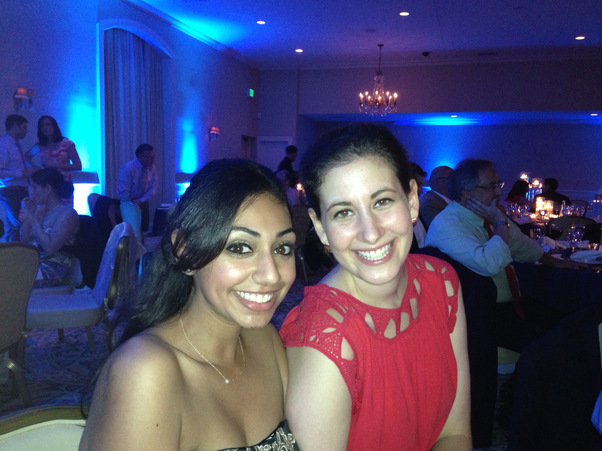with Marlene