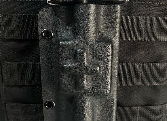 Porta torniquete kydex com sistema MOLLE - LOK 🇺🇸