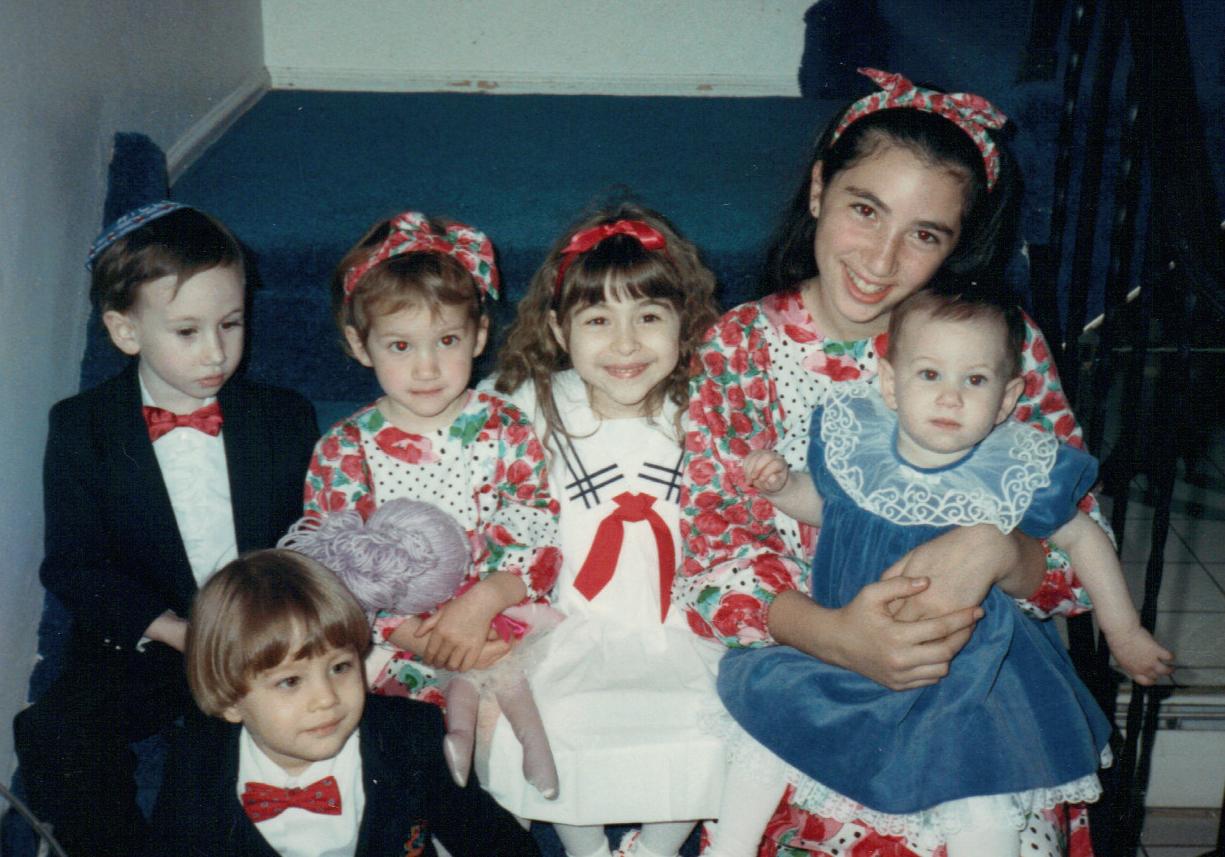 1989 passover cousins