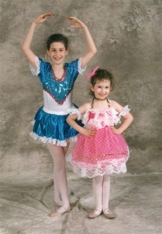 ballerina sisters