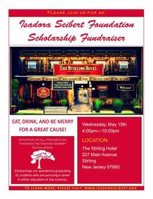Stirling Hotel Fun Fundraiser!