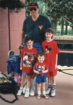 1994 Disney World