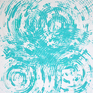 CIRCLES TURQUOISE